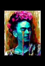 "Frida Kahlo - Tears Poster 24""x36"""