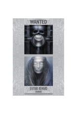 """H. R. Giger - ELP Wanted Poster 24""""x36"""""""