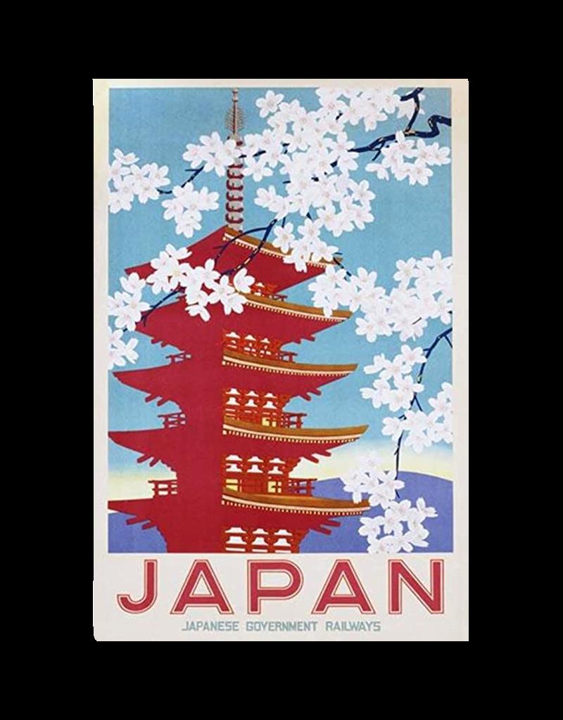 "Japan Railways Poster 24""x36"""