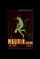 """Leonetto Cappiello - Maurin Quina Poster 24""""x36"""""""