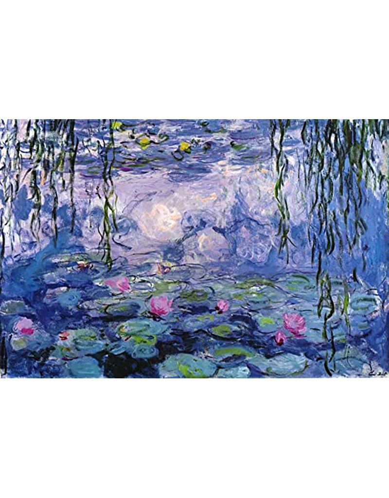 "Claude Monet - Nympheas Poster 36""x24"""