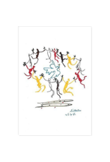 "Picasso - Dance of Youth Poster 24""x36"""