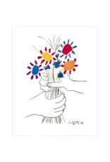 "Picasso - Petite Fleurs Poster 24""x36"""