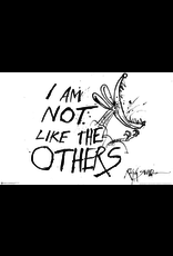 """Ralph Steadman - I'm Not Like the Others Poster 36""""x24"""""""