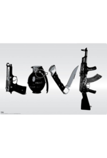 "Steez - Love Poster 36""x24"""