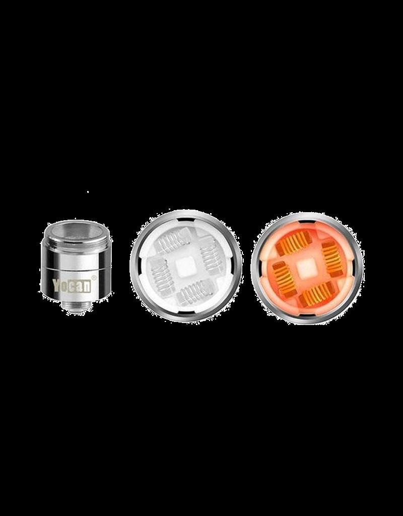 Yocan Evolve Plus XL Quartz Coil 5 Pack