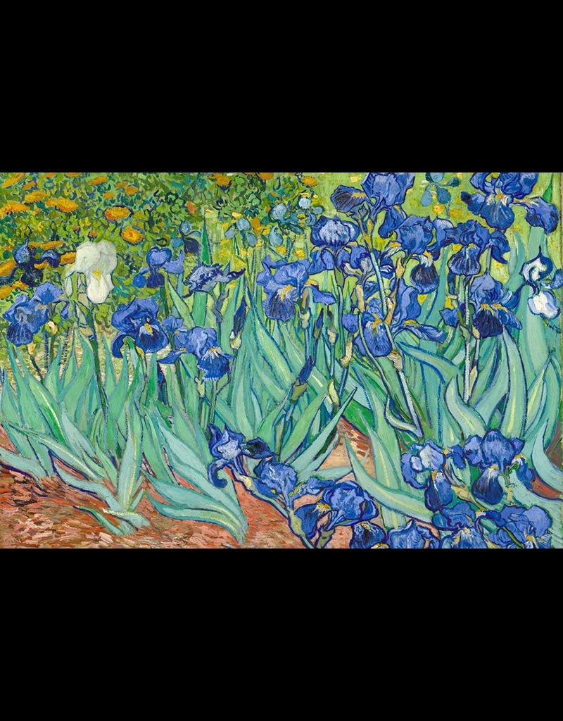 "Van Gogh - Irises Poster 36""x24"""