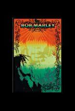 "Bob Marley - Mellow Blacklight Poster 24""x36"""