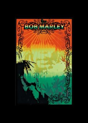 "Bob Marley - Mellow Blacklight Poster 23""x35"""