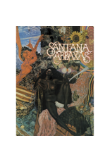 "Santana - Abraxas Poster 24""x36"""