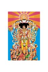 "Jimi Hendrix - Axis Bold Is Love Poster 24""x36"""