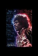 "Jimi Hendrix - Electric Legend Poster 24""x36"""