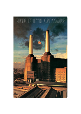 "Pink Floyd - Animals Poster 24""x36"""