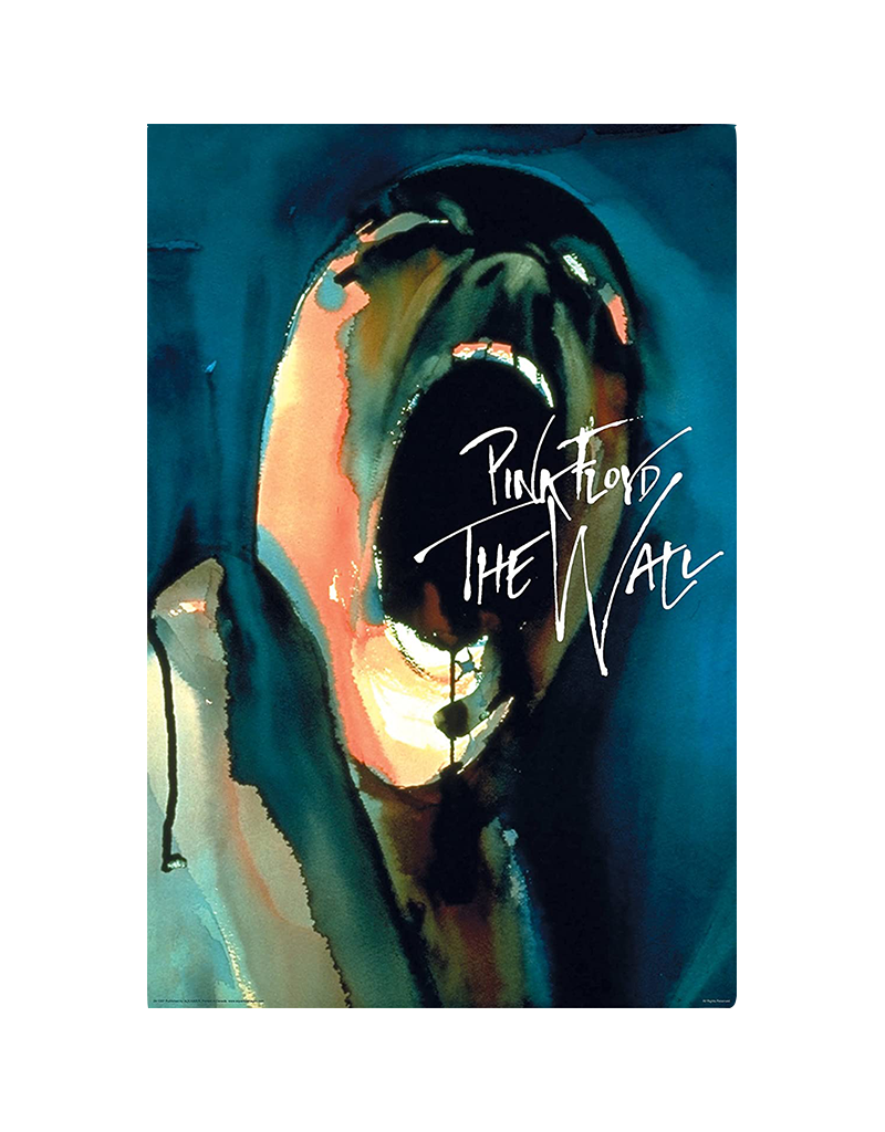 """Pink Floyd - The Wall Scream Poster 24""""x36"""""""
