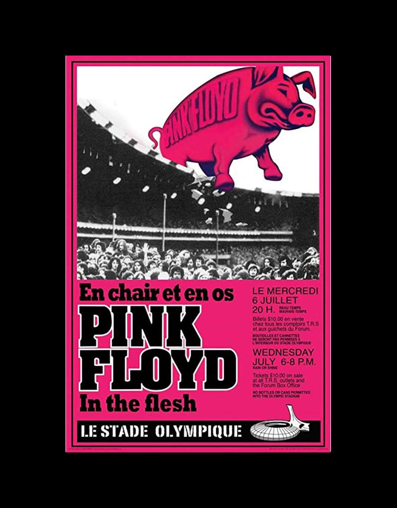 "Pink Floyd - Concert Poster 24""x36"""
