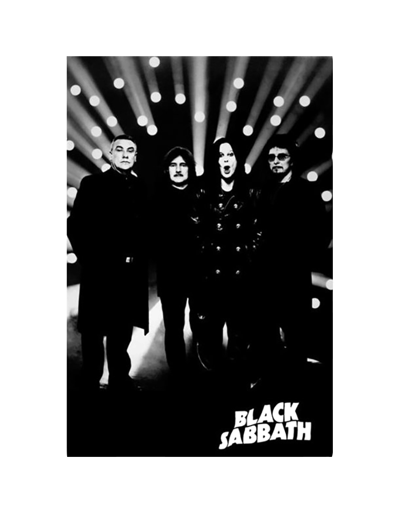 "Black Sabbath - Spotlights Poster 24""x36"""