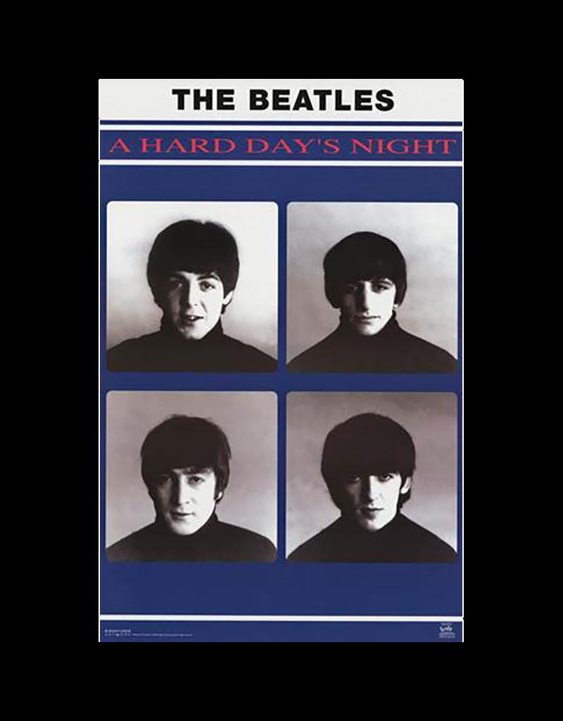 "The Beatles - Hard Days Night Poster 24""x36"""