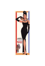 "Breakfast at Tiffany's Door Poster 12""x36"""