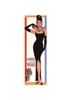 "Breakfast at Tiffany's Door Poster 21""x62"""