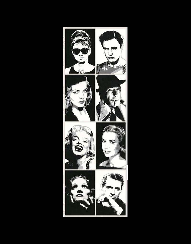 """Hollywood Legends Door Poster 21""""x62"""""""