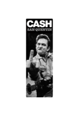 "Johnny Cash - San Quentin Door Poster 12""x36"""