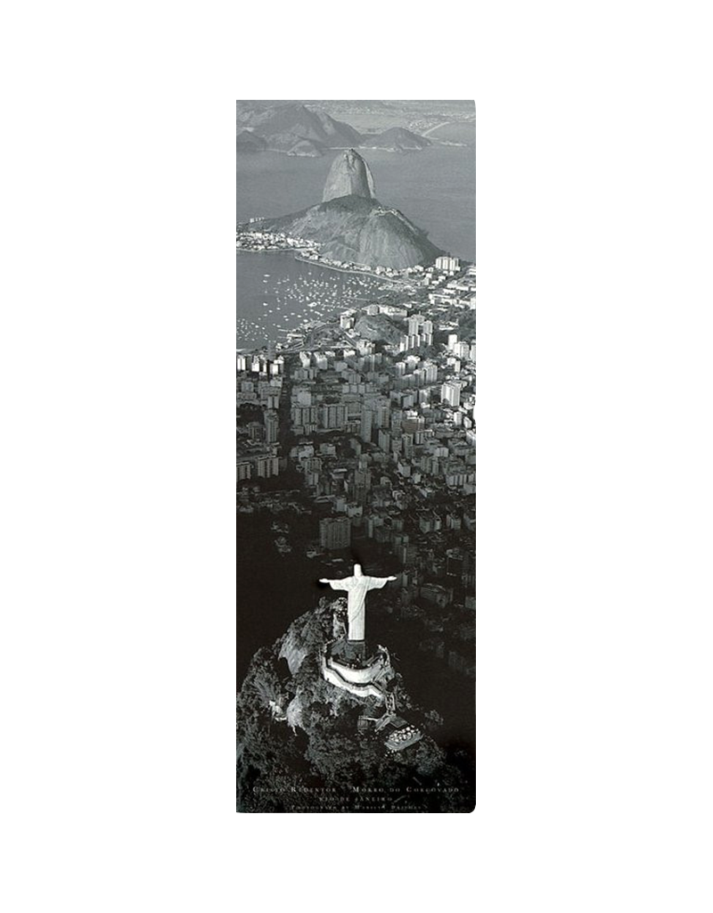 "Rio De Janeiro Door Poster 21""x62"""