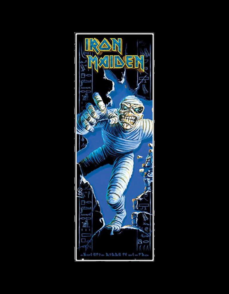 """Iron Maiden - Door Poster 12""""x36"""""""