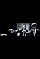 "Pulp Fiction - Duo Guns Door Poster 36""x12"""
