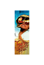 "Fear and Loathing Door Poster 12""x36"""