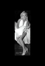 """Marilyn Monroe - Seven Years Slim Door Poster 12""""x36"""""""