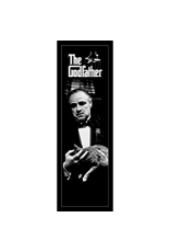 "The Godfather - Cat Door Poster 12""x36"" Slim"