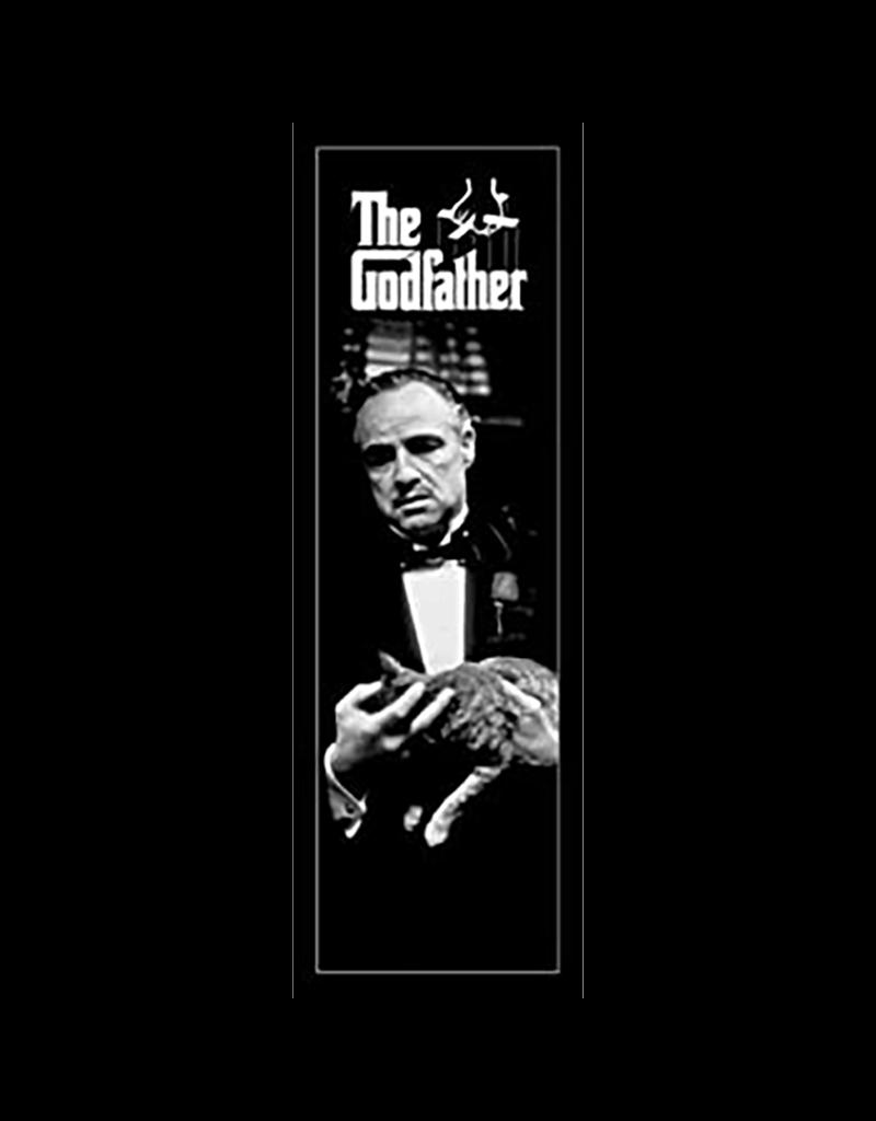 """The Godfather - Cat Door  Slim Poster 12""""x36"""""""