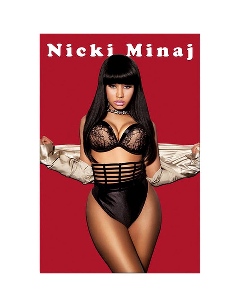 """Nicki Minaj - Red Poster 24""""x36"""""""