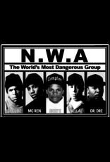 "NWA - Most Dangerous Poster 24""x36"""