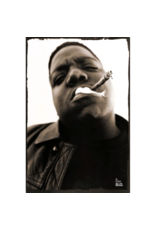 "Notorious BIG - Smoke Poster 24""x36"""