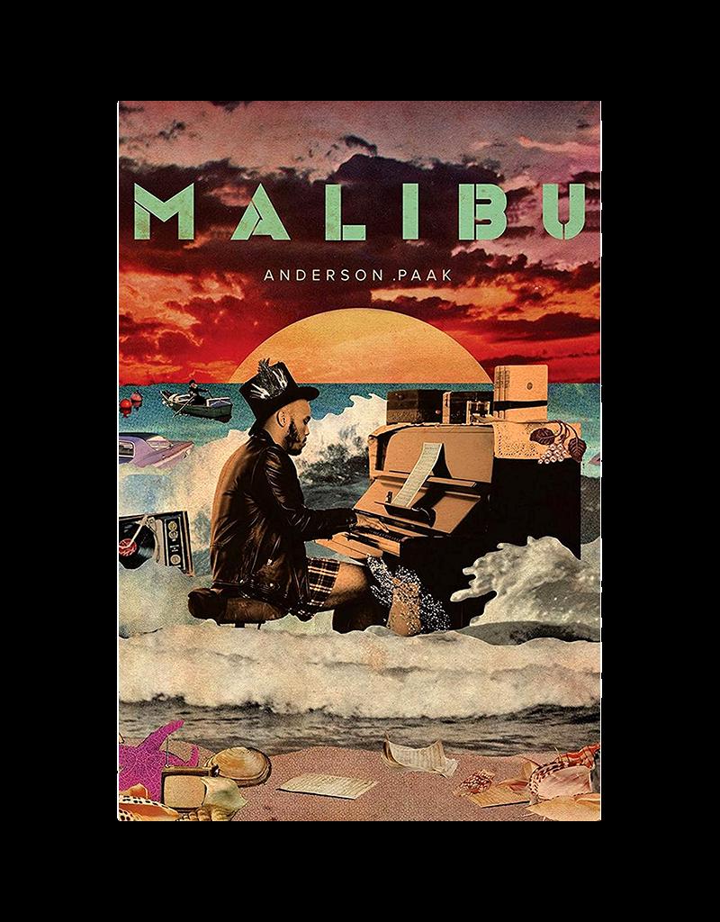 """Anderson Paak - Malibu Poster 24""""x36"""""""