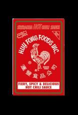 """Sriracha - Label poster 24""""x36"""""""