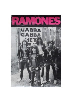 "The Ramones - Gaba Gaba Hey Poster 24""x36"""