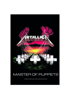 """Metallica - Master of Puppets Poster 24""""x36"""""""