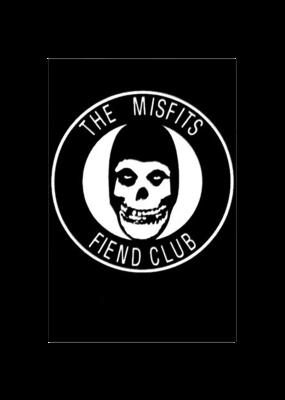"""Misfits - Fiend Club Poster 24""""x36"""""""