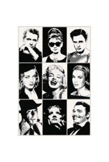 """Hollywood Legends Poster 24""""x36"""""""