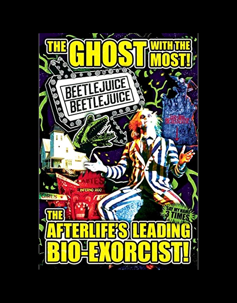 "Beetlejuice Poster 24""x36"""