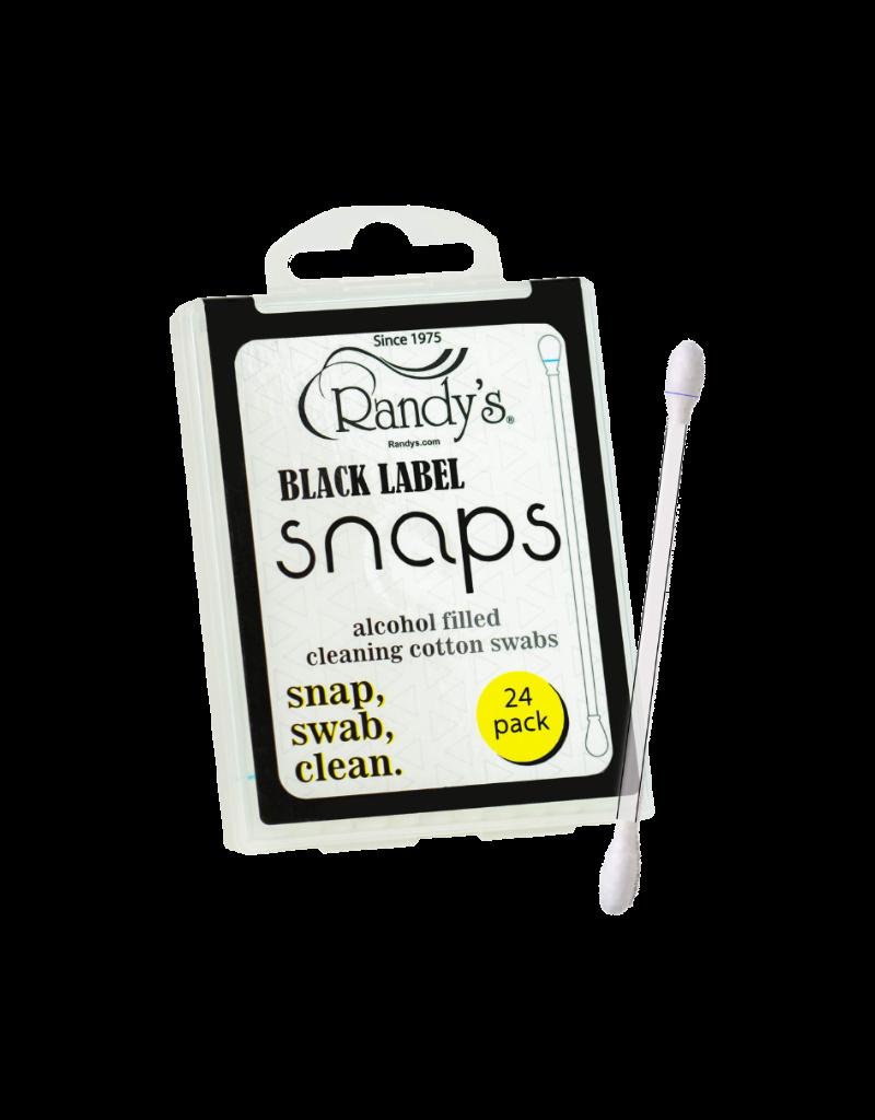 Randy's Black Label Snaps 24 Count