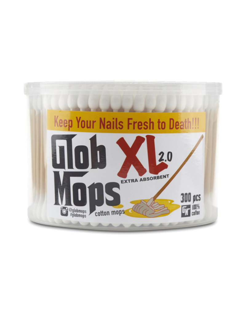 Glob Mops XL 2.0 Cotton Swabs 300 Pack