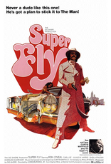 """Super Fly Poster 24""""x36"""""""