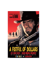 """A Fistful of Dollars Poster 24""""x36"""""""