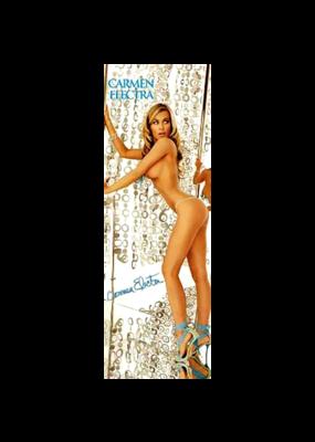 """Carmen Electra - Door Poster 12""""x36"""""""