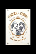 "Cheech and Chong Poster 24""x36"""
