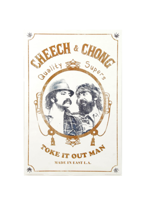 "Cheech and Chong Poster 24""x36"""