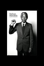 """Nelson Mandela - Salute Poster 24""""x36"""""""